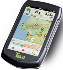 Test Outdoor-Navis - A-rival Teasi One²