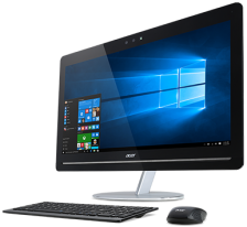 Test All-In-One-PCs - Acer Aspire U5-710