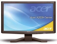 Test Monitore bis 20 Zoll - Acer X203HC
