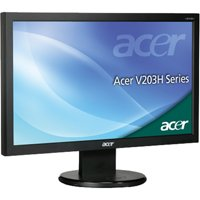 Test Monitore bis 20 Zoll - Acer X203HCB