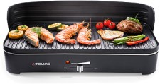 aldi ambiano elektrischer tischgrill grillger te im test. Black Bedroom Furniture Sets. Home Design Ideas