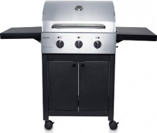 aldi bbq gasgrill boston 3 flammig grillger te im test. Black Bedroom Furniture Sets. Home Design Ideas