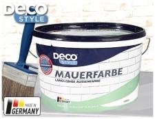 Gut gemocht Aldi Deco Style Mauerfarbe - Wandfarben im Test LG89