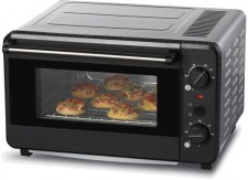 Test Pizzaöfen - Aldi Lifetec Mini-Backofen