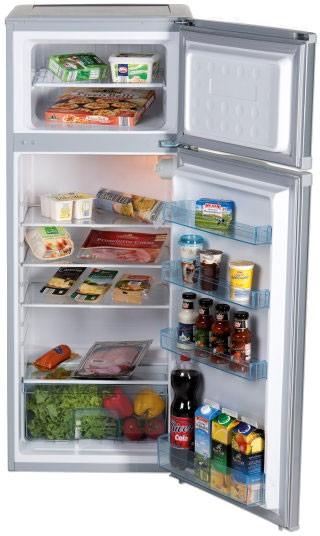 Aldi Quigg Kühl-Gefrierkombination - Kühlschränke & Gefrierschränke ...