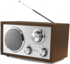 Test Aldi Terris Nostalgie Radio NRB 264 mit Bluetooth Funktion