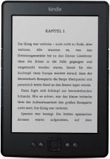 Test eBook-Reader bis 50 Euro - Amazon Kindle (2013)