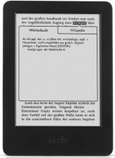 Test eBook-Reader bis 50 Euro - Amazon Kindle (2014)