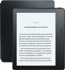 Test eBook-Reader bis 50 Euro - Amazon Kindle Oasis