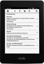 Test Amazon Kindle Reader - Amazon Kindle Paperwhite 2