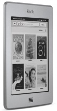 Test Amazon Kindle Reader - Amazon Kindle Touch 3G