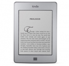 Test Amazon Kindle Reader - Amazon Kindle Touch