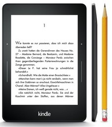 Amazon Kindle Voyage Test - 0