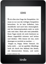 Test eBook-Reader bis 50 Euro - Amazon Kindle Voyage 3G