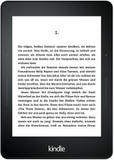 Test eBook-Reader bis 50 Euro - Amazon Kindle Voyage