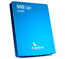 Test Angelbird SSD2go Pocket