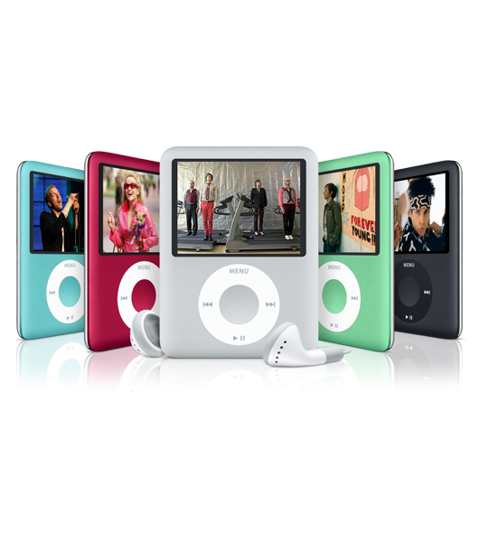 Apple iPod nano (3. Generation) Test - 0
