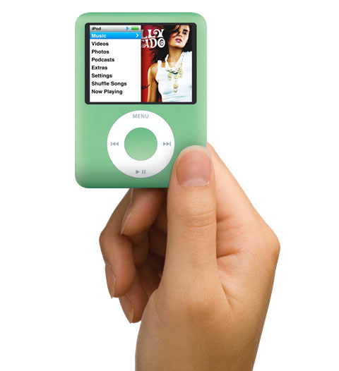 Apple iPod nano (3. Generation) Test - 3
