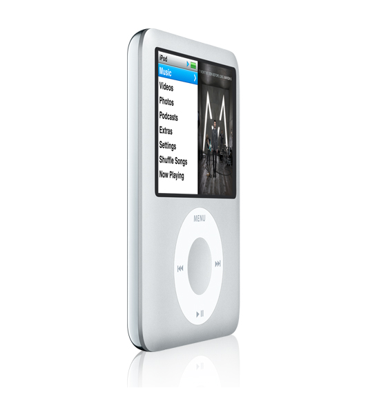Apple iPod nano (3. Generation) Test - 4