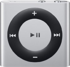Test Apple iPods - Apple iPod shuffle (4. Generation)
