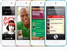 Test MP3-Player ab 32 GB - Apple iPod touch (5. Generation) 32/64 GB
