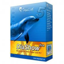 Produktbild - Aquasoft DiaShow XP 5