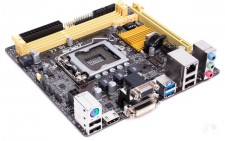 Test Mini-ITX Mainboards - Asus H81I-Plus