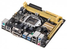Test Mini-ITX Mainboards - Asus H87I-Plus