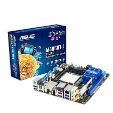 Test AMD Sockel AM3 - Asus M4A88T-I Deluxe