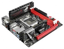 Test Mini-ITX Mainboards - Asus Maximus VI Impact