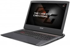 Test Laptop & Notebook - Asus ROG G752VS