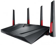 Test WLAN-Router - Asus RT-AC88U
