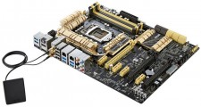 Test Mainboards mit WLAN - Asus Z87-Deluxe