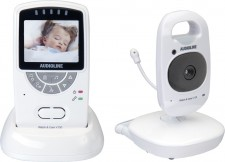 Test Babyphone - Audioline Watch&Care V130
