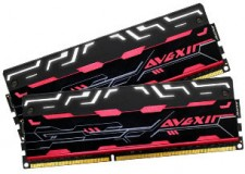 Test DDR3 - Avexir Blitz1.1 Series DDR3 1600 2x4GB Kit