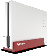 Test WLAN-Router - AVM Fritz! Box 7580
