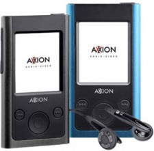Test MP3-Player bis 16 GB - Axxion ABT-100