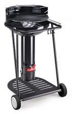 Test Holzkohlegrills - Barbecook Major Black Go