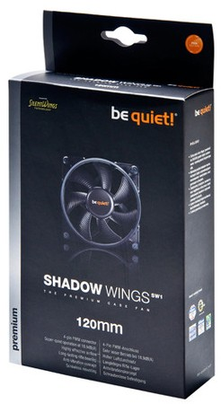 be quiet! Shadow Wings SW1 Test - 0