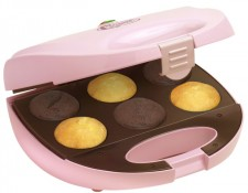 Test Muffin-Maker - Bestron DCM8162