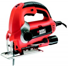 Test Stichsägen - Black & Decker KS900E