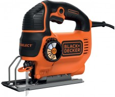 Test Stichsägen - Black & Decker KS901SEK