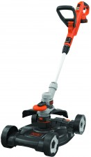 Test Rasenkantenscheren - Black & Decker Strimmer STC1820CM