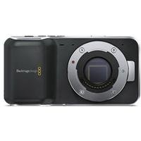 Test Camcorder mit Speicherkarte - Blackmagic Design Pocket Cinema Camera