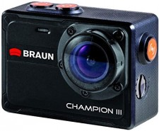 Test wasserdichte Camcorder - Braun Champion III