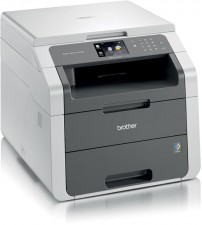 Test Laserdrucker - Brother DCP-9017CDW