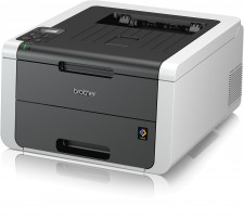 Test Farb-Laserdrucker - Brother HL-3152CDW