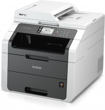 Test Farb-Laserdrucker - Brother MFC-9142CDN