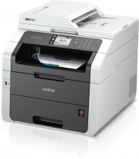 Test Drucker - Brother MFC-9332CDW