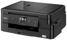 Test A4-Drucker - Brother MFC-J985DW